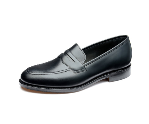 Whitehall - Black Loafer