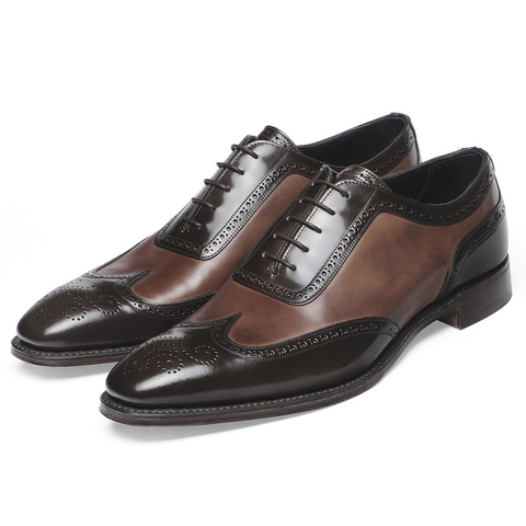 Pimlico - Walnut / Espresso Calf Leather