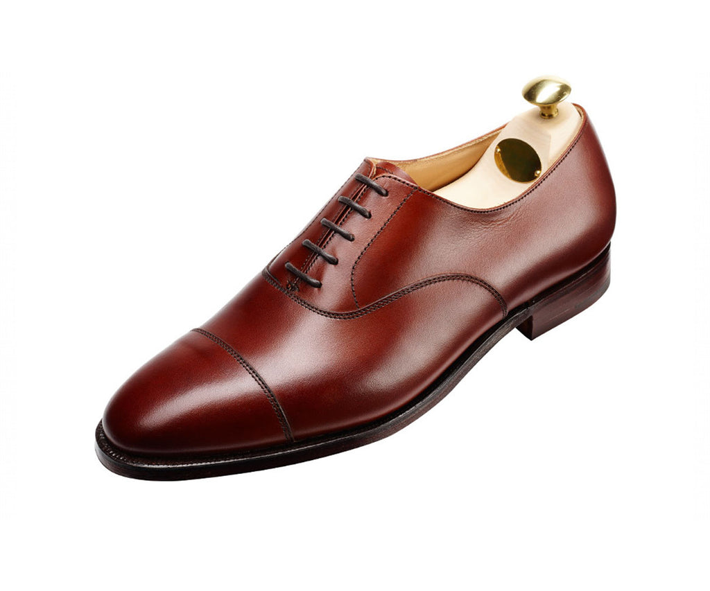 Connaught - Chestnut Burnished Calf
