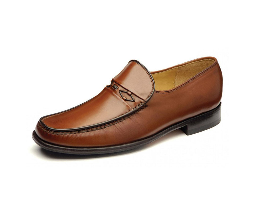 Moccasin - Turin Brown