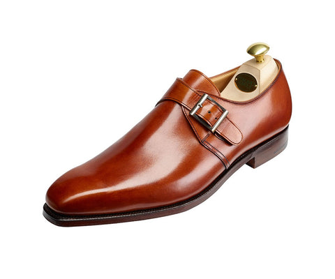Monkton - Chestnut Burnished Calf