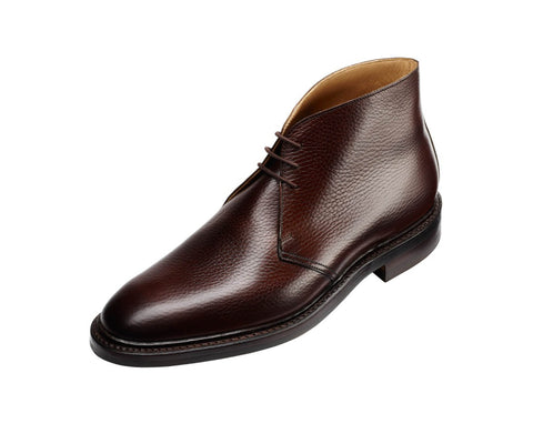 Brecon - Dark Brown Country Calf Grain