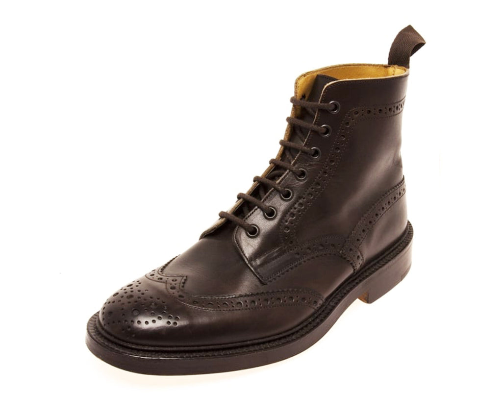Stow Country Boot - Espresso
