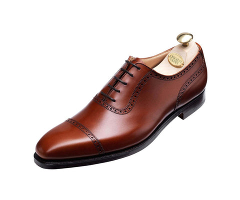 Westbourne - Chestnut Burnished Calf