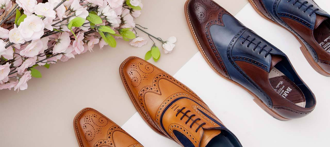 Browse Our Brogues