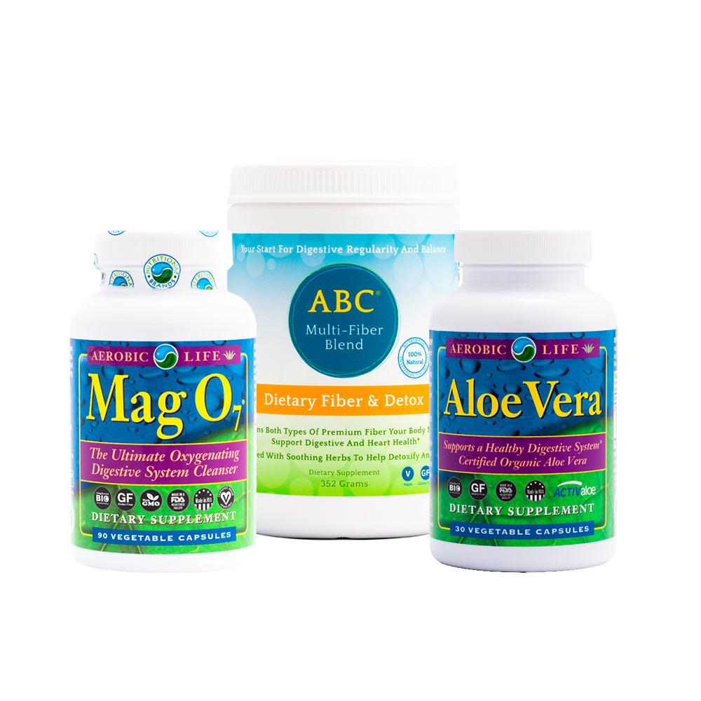 10-Day Colon Cleanse Program w/ Aloe Caps
