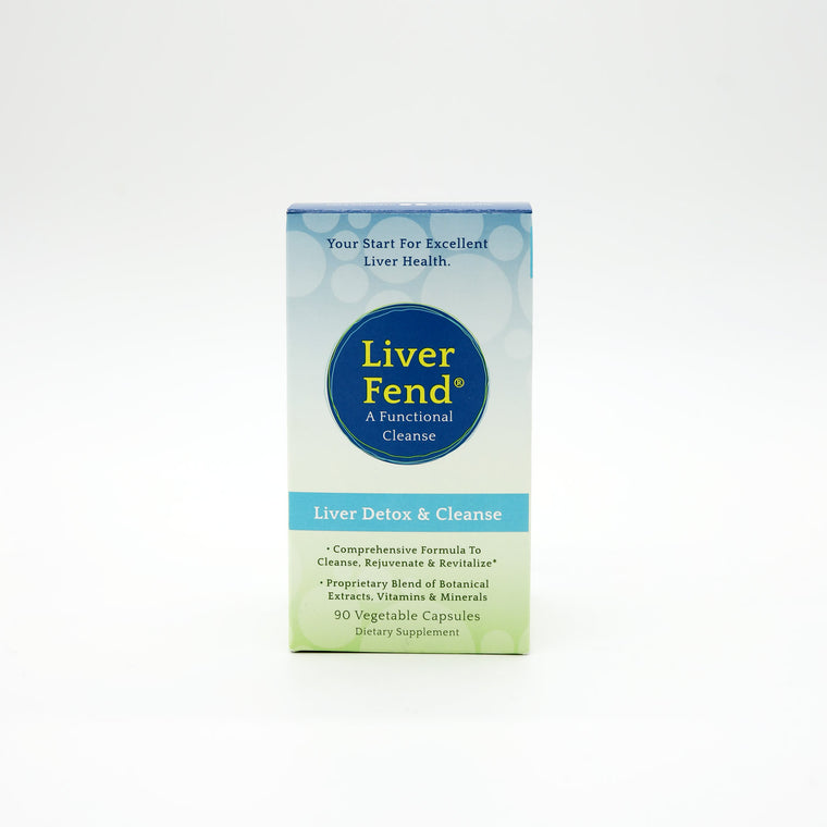 Liver Fend Cleanse and Rejuvenation