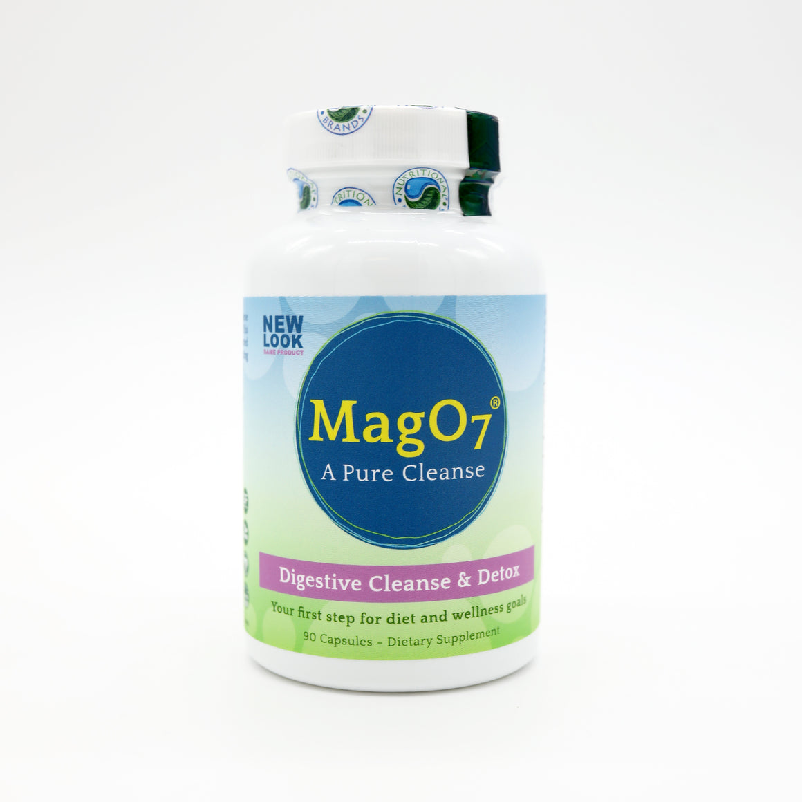 Aerobic Life MagO7 Digestive Cleanse Caps 90ct