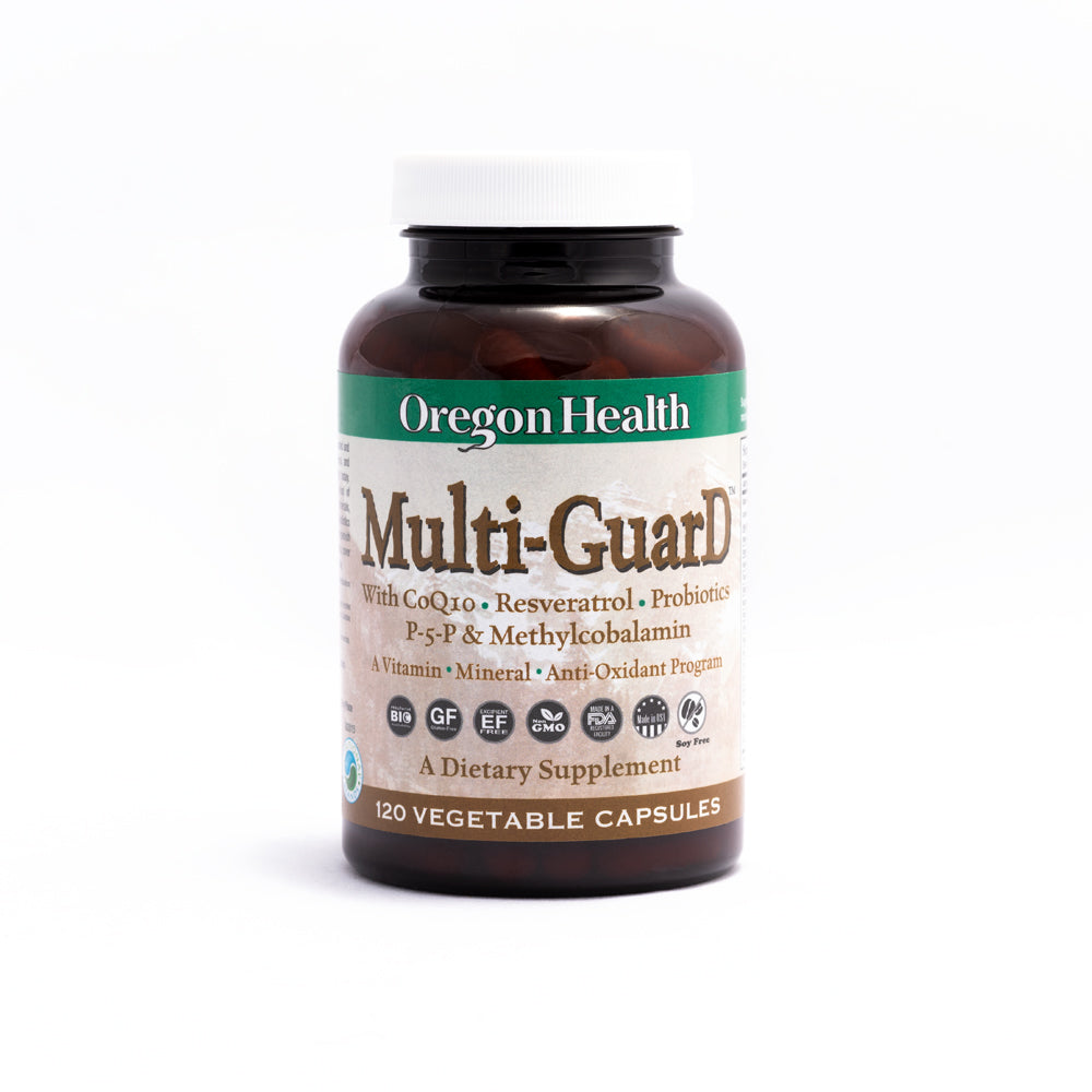 Oregon Health Multi-GuarD 120