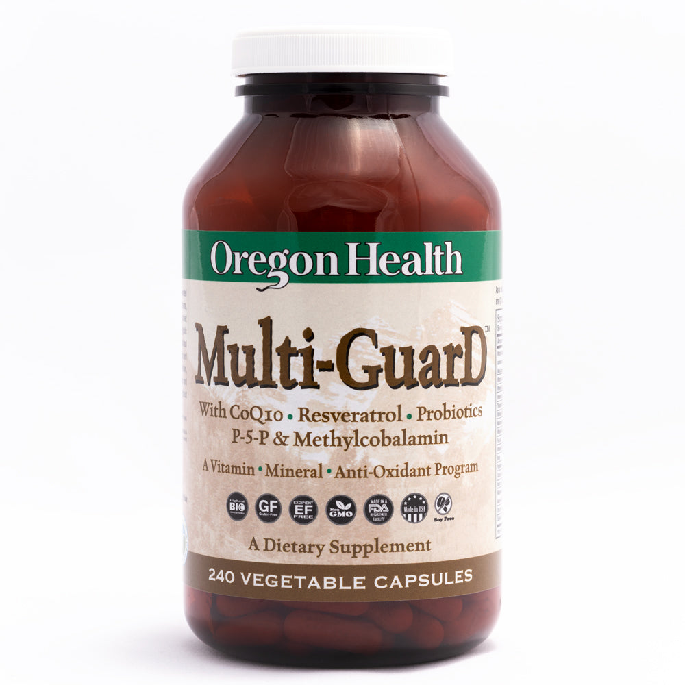 Oregon Health Multi-GuarD 240