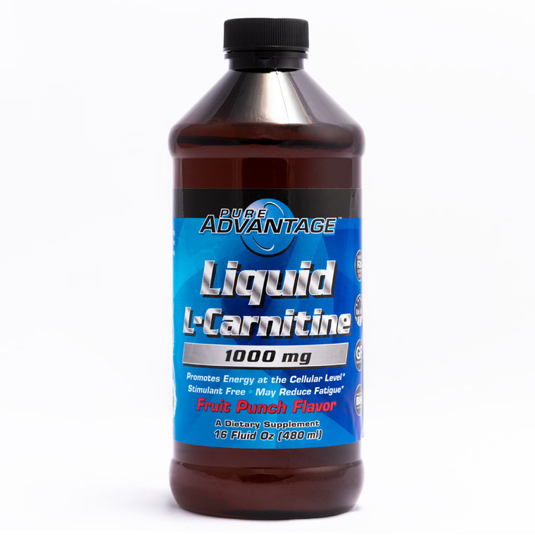 Pure Advantage Liquid L-Carnitine