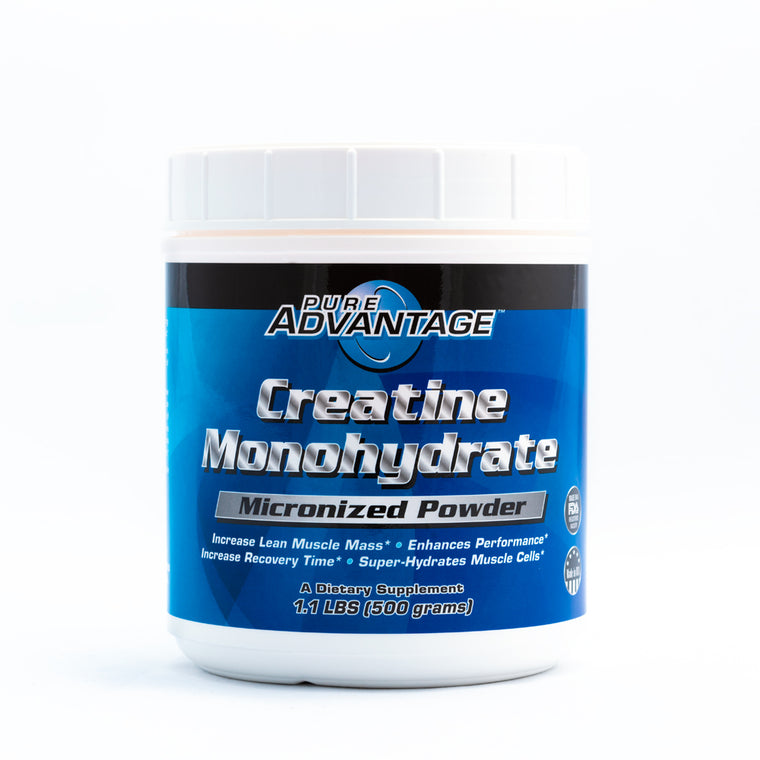 Pure Advantage Creatine Monohydrate Powder