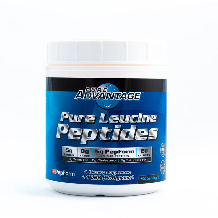 Pure Advantage - Pure Leucine Peptides