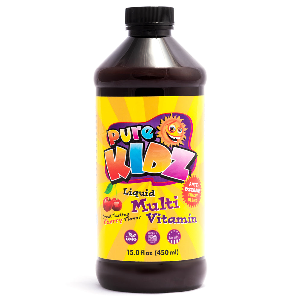 Pure Kidz Multi Vitamin