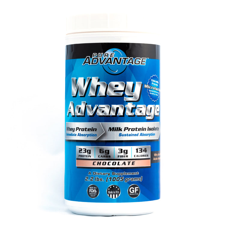 Pure Advantage Whey Advantage Chocolate