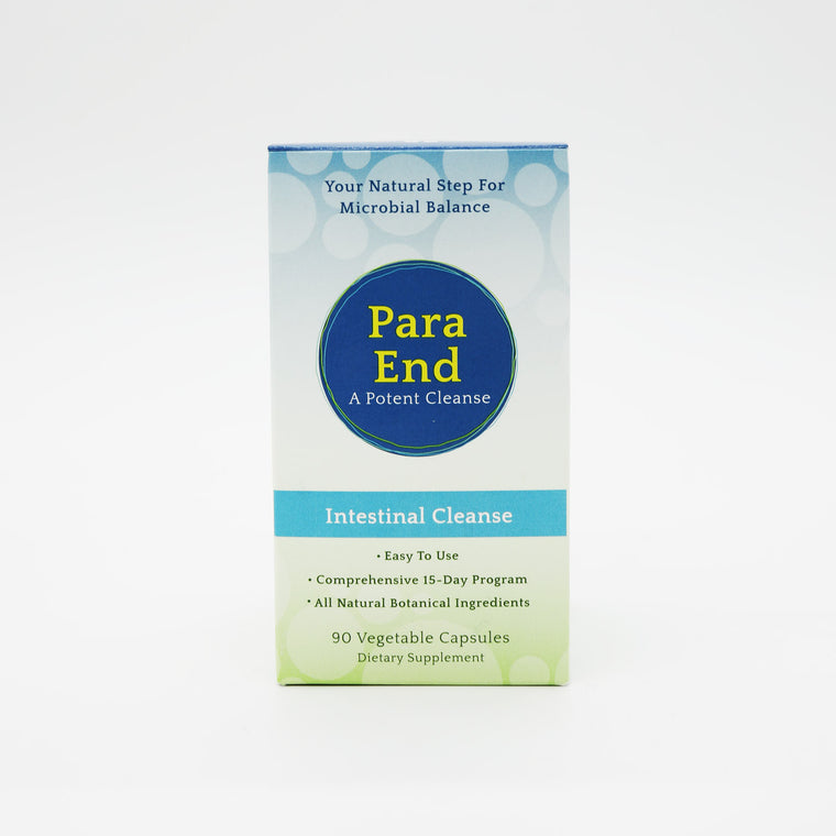 ParaEnd Intestinal Cleanse & Detox