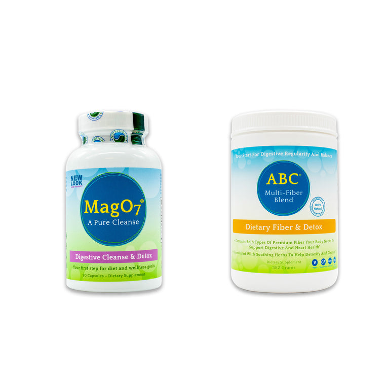 MagO7 Cleanse + ABC Fiber Promotion