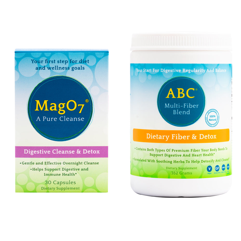 MagO7 Cleanse & Balance Kit