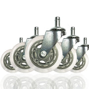 Set of 5 Rollerblade Office Chair Wheels 3""