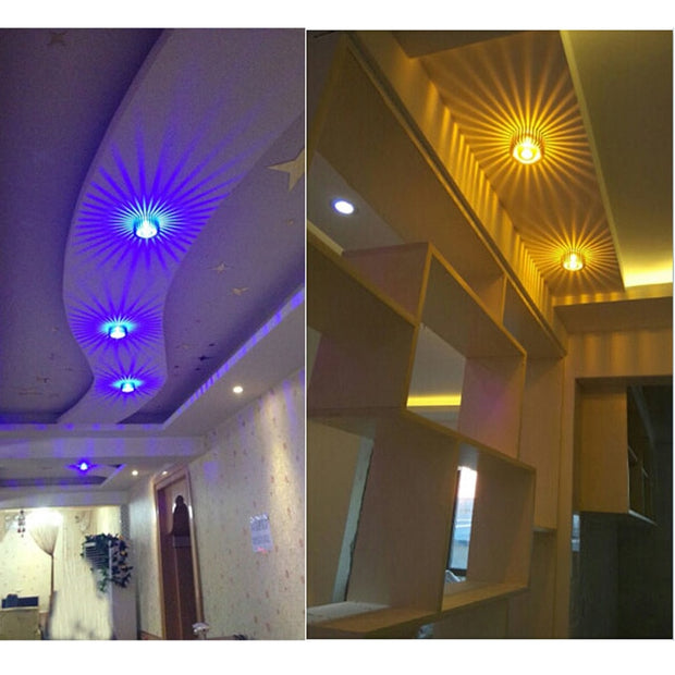 Modern 3w LED Ceiling Light