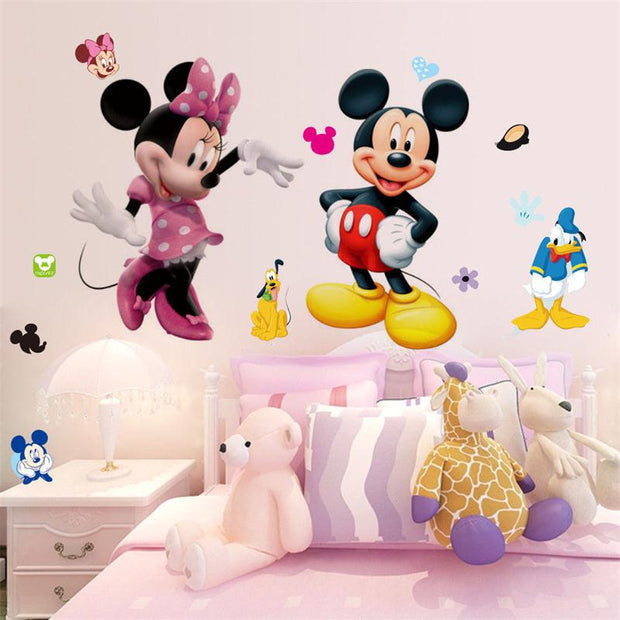 Mickey Mouse Wall Stickers Sticker