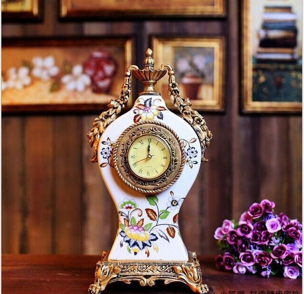 Grade cracked ceramic clock bell