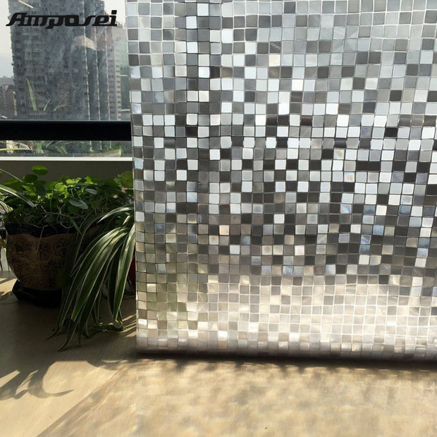 Privacy PVC Windows Glass Film