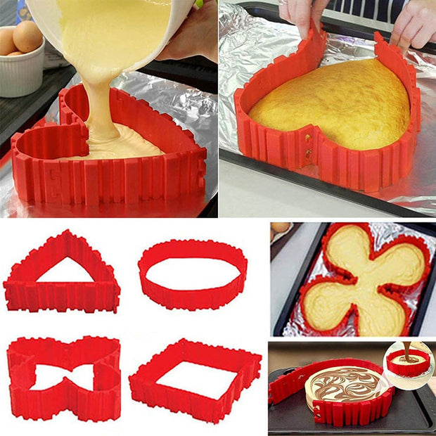 Food Silicone Bakeware Tools