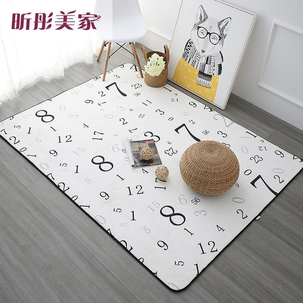 Living Room Home Bedroom Rugs