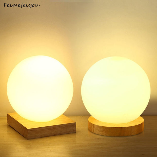 Creative warm dimmer night light