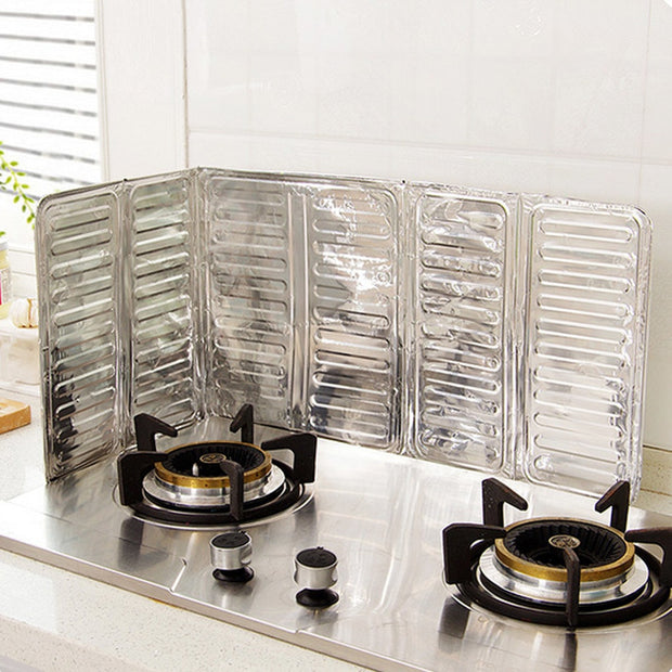Splash Guard Gas Stove