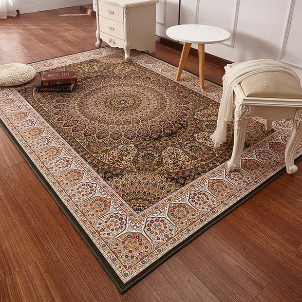 Living Room Luxurious Bedroom Rugs