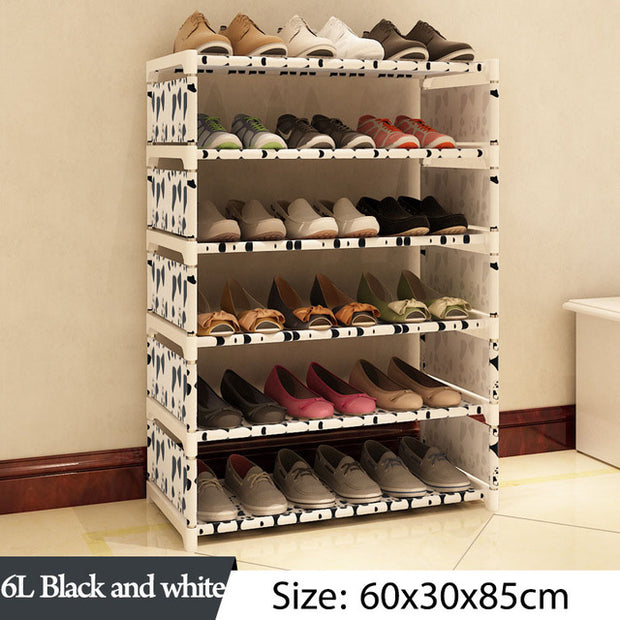 Multi Layer Shoe Rack
