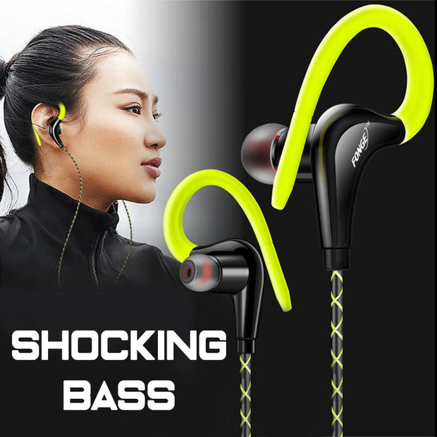Sweat proof Stereo Headset
