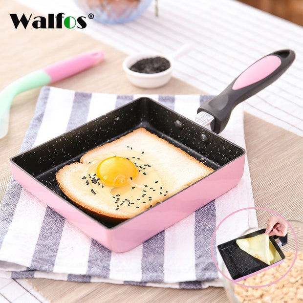 Stainless Steel Nonstick Frying Pan