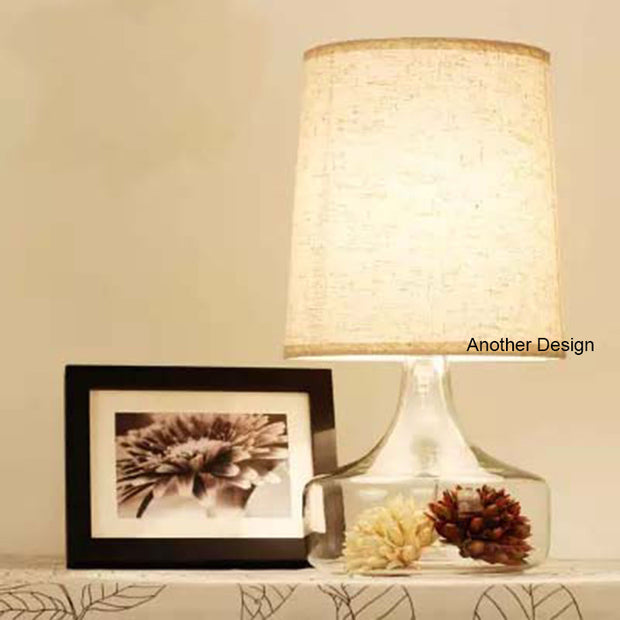 Fashion European glass table lamps