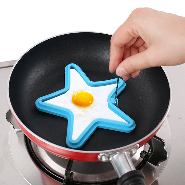 Star Shape Fried Egg Pancake Ring