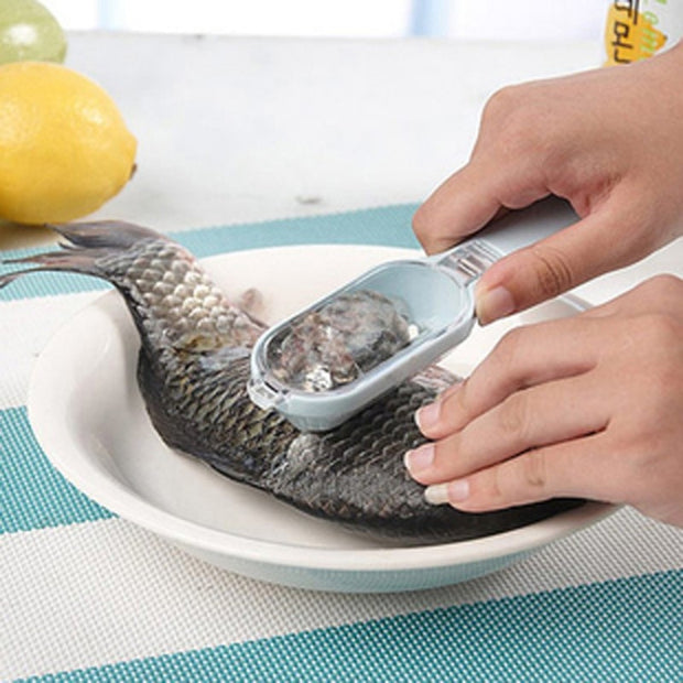 Fast cleaning Fish Scaler