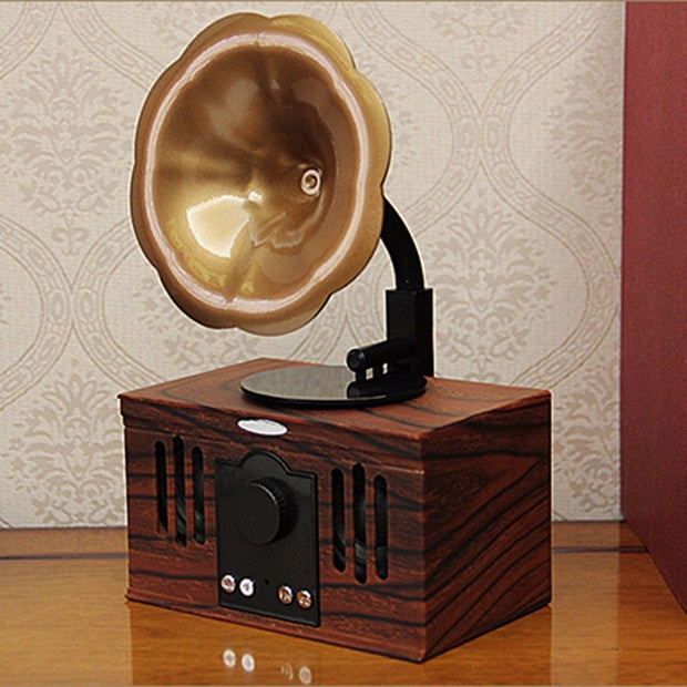 Vintage Bluetooth Tabletop Speaker