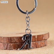 NEW DIY A-Z Letters key Chain