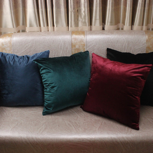 Luxury Velvet Cushion Cover