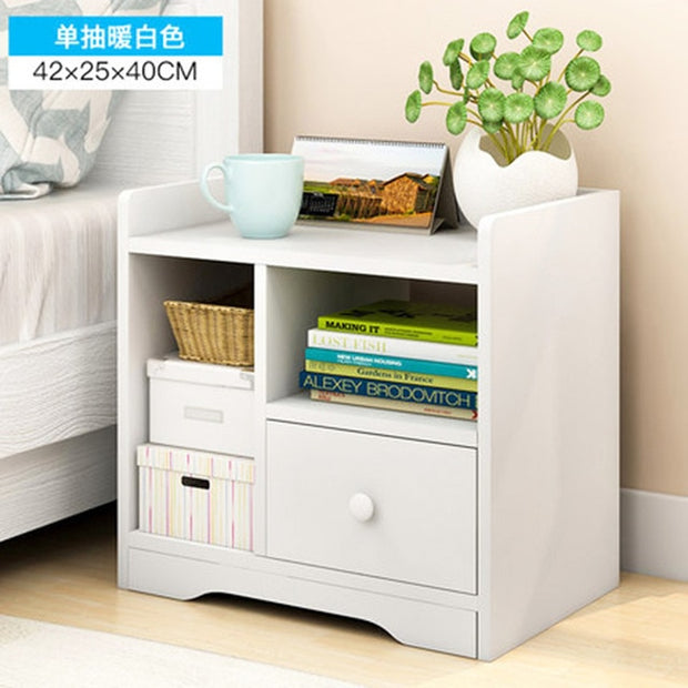 Assembly Bedside table With drawer