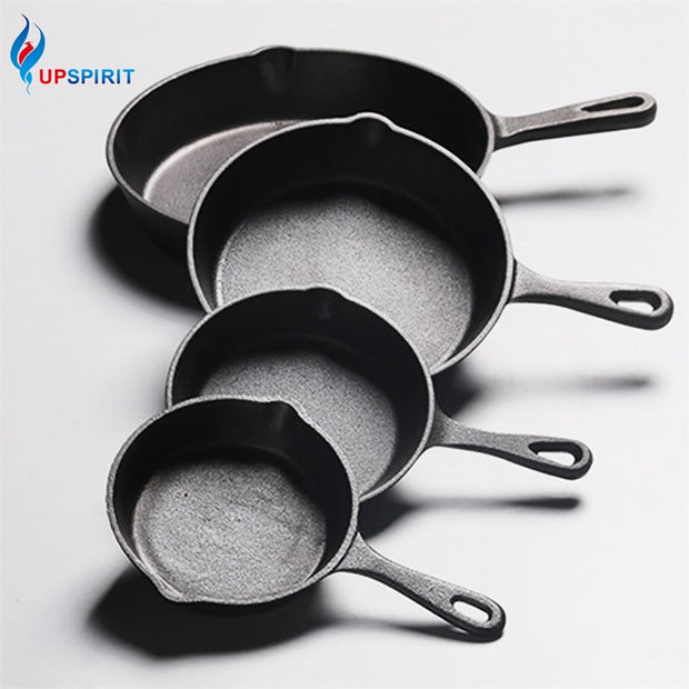 Skillet Frying Pan for Gas Induction Cooker