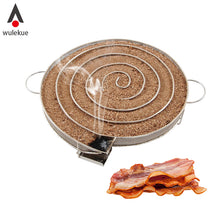 Cold Smoke Generator for BBQ Grill or Smoker Wood dust Hot and Cold Smoking Salmon Meat Burn Cooking Tools