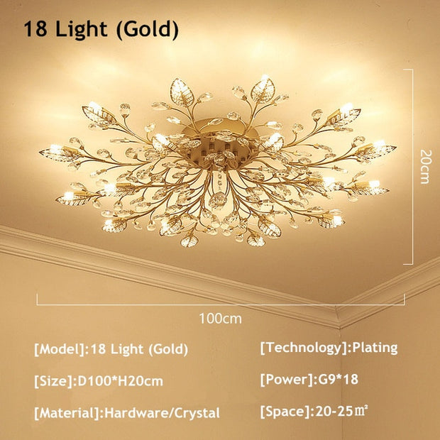 TRAZOS New item fancy ceiling light