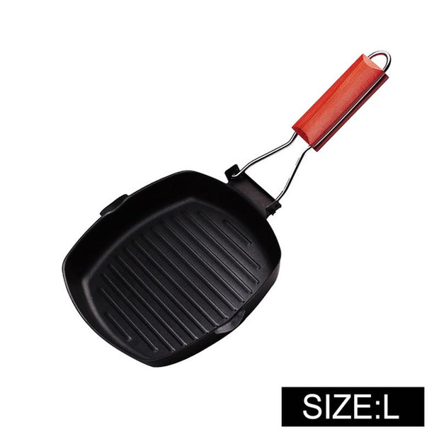 Pancake Skillet Pan Gas Cooker