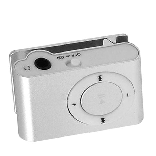 Portable MP3 Player Mini Clip