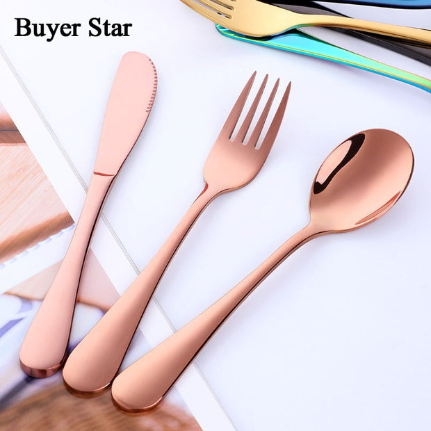 Children Tableware Cutlery