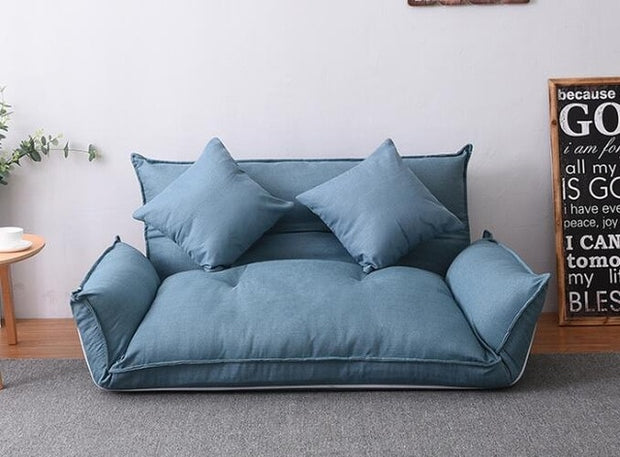 Reclining Japanese Futon Sofa Bed