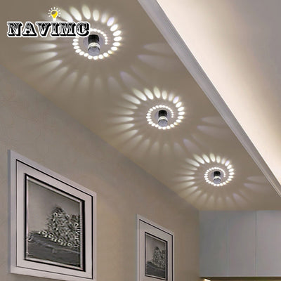 Creative Lamp Small LED Ceiling Light